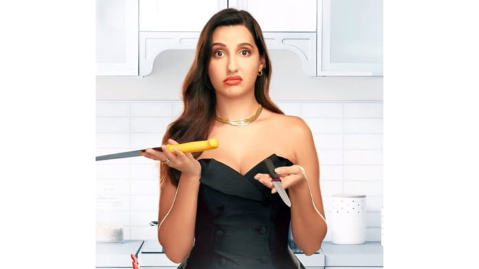 Star Vs Food: Nora Fatehi serves Morocco on a plate!