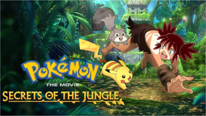 Movie Review   Pokemon The Movie: Secrets of the Jungle: Reminds you of 'Jungle Book'
