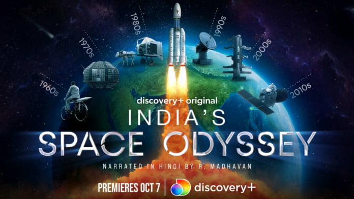 R Madhavan lends voice for new sci-docu 'India's Space Odyssey'