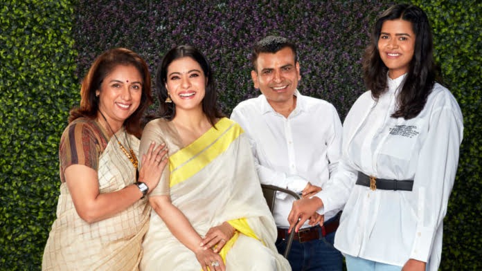 Kajol, Revathy collaborate for a special film 'The Last Hurrah'