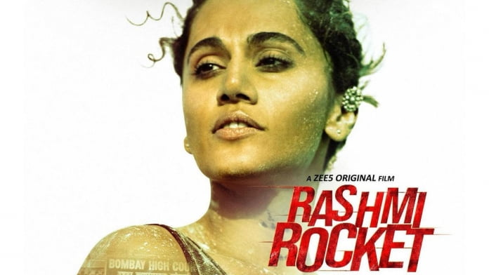 How Taapsee Pannu prepped for athlete's role in 'Rashmi Rocket'