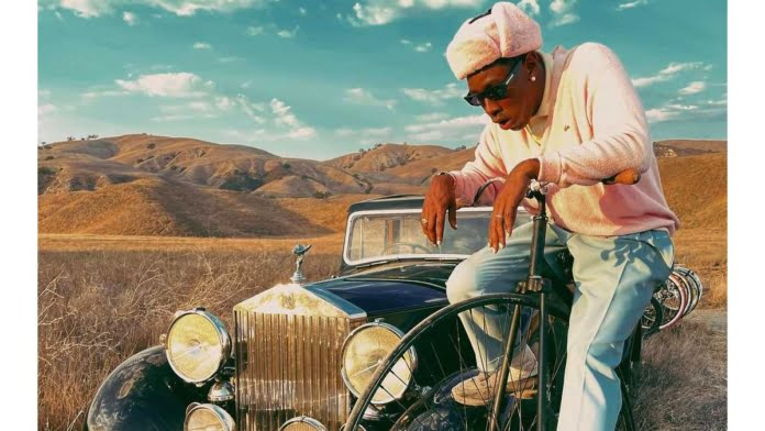 Tyler, The Creator pays tribute to 'trailblazers' at BET Hip Hop awards