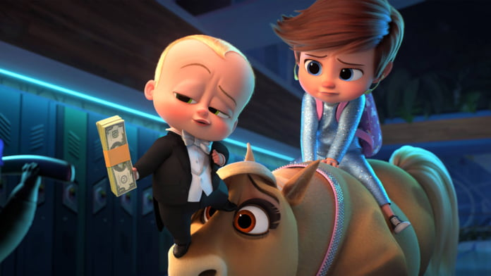'The Boss Baby 2: Family Business' to release on Oct 8 in India