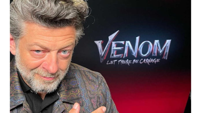 Andy Serkis: There's nothing black and white about 'Venom' at all